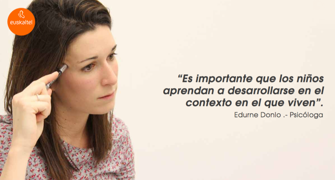 Psicóloga Edurne Donlo