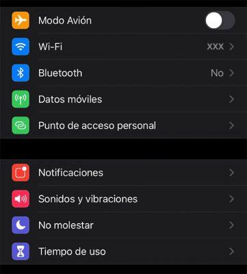 Cómo compartir internet convirtiendo tu móvil en punto WiFi iOS