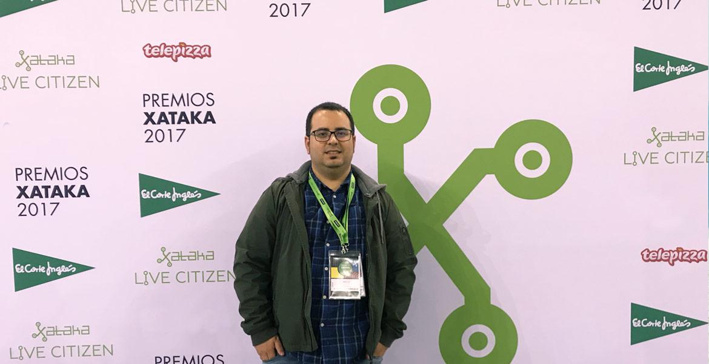 El redactor de Xataka Móvil Mikel Cid