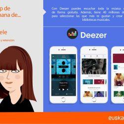La App de la semana de... Karmele