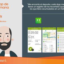 La App de la semana de... Egoitz