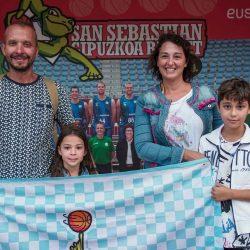 Euskaltel en Donostia