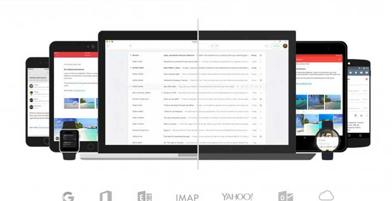 Apps organizar cuentas correo