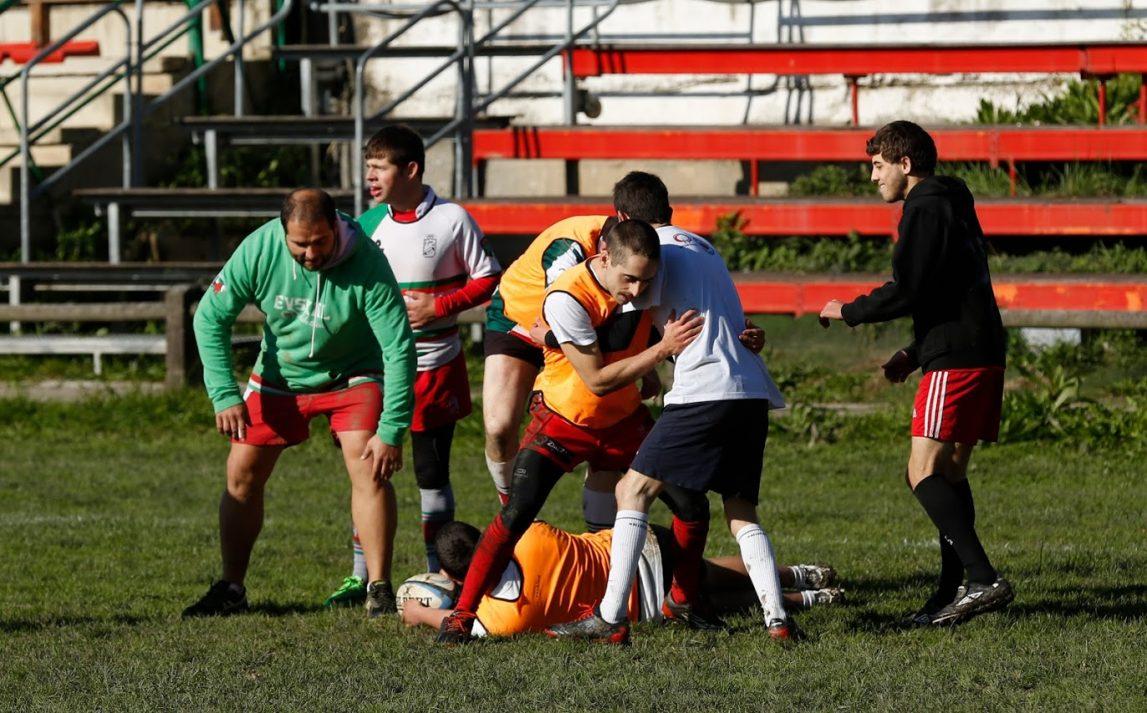 Hernani Rugby inclusivo