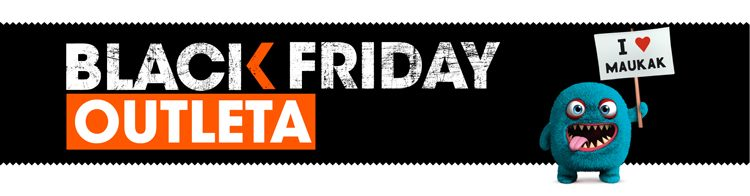Online kontratatzeko outleta Black Friday