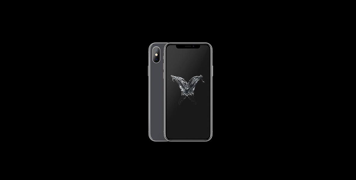 Las pantallas de móviles se tiñen de negro