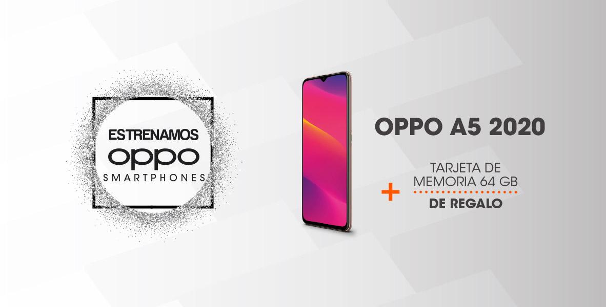 Incorporamos la marca OPPO al catálogo de móviles