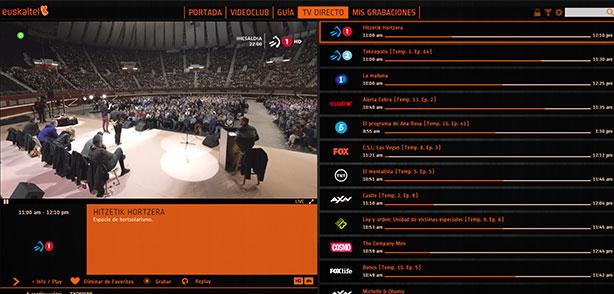 TV gratuita Edonon TV en directo