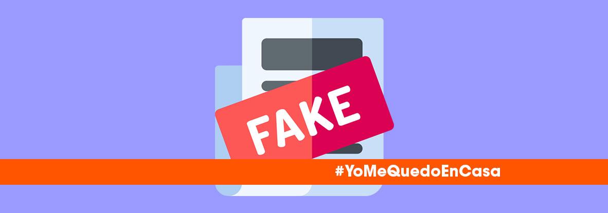 ¿Cómo identificar las fake y false news?