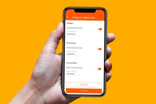 Cómo configurar el desvío de llamadas de tu teléfono fijo Euskaltel App
