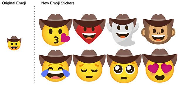 Emoji Kitchen Google