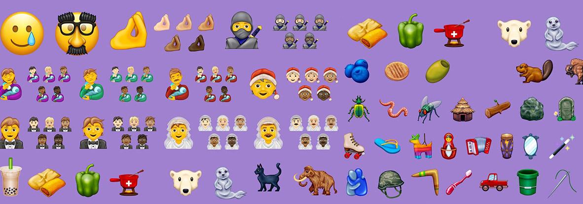 Curiosidades de los emojis