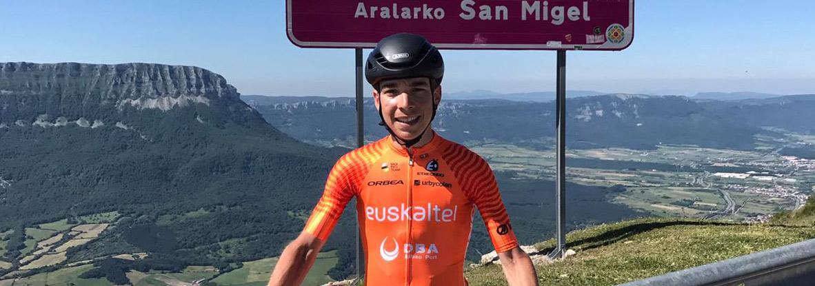 Euskaltel Euskadiko mutilen ibilbide gustukoenak