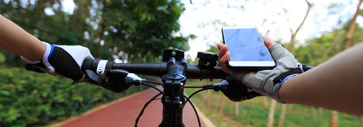 Apps móviles para ciclistas