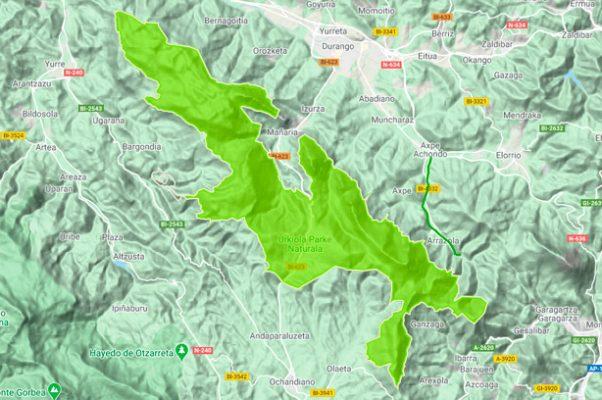 Apps imprescindibles para hacer rutas por Euskadi Vías Verdes