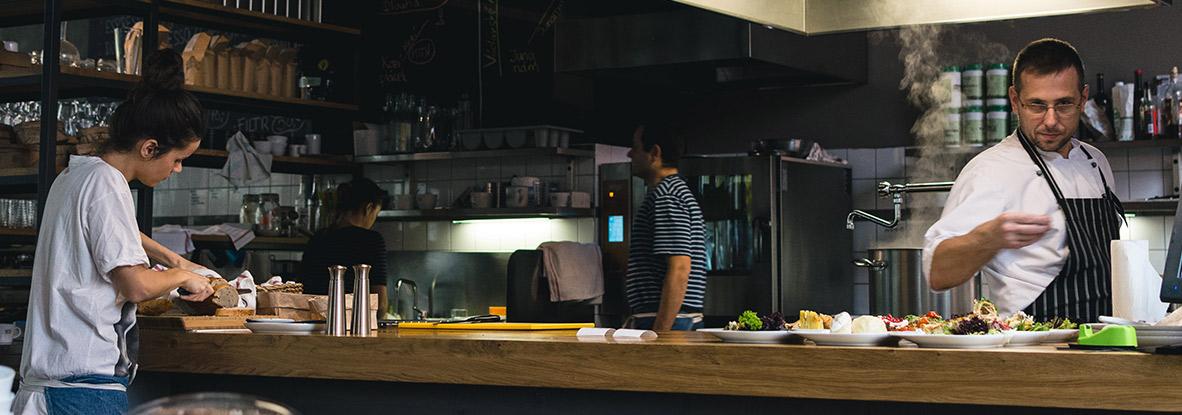 Delivery y take away, la nueva hostelería