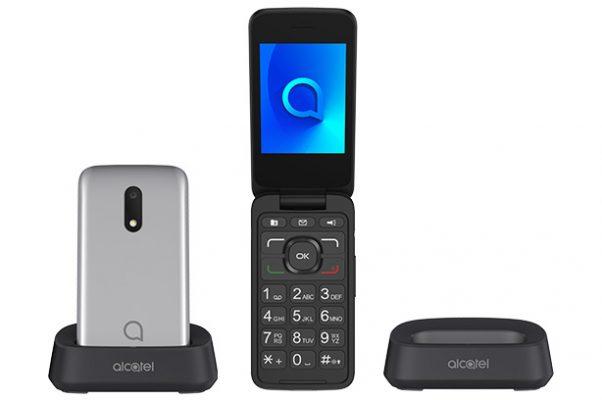 ¿Qué móvil comprar a tus mayores? Alcatel 3026x