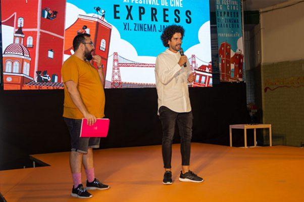 Festival de Cine Express Iván Miñambres