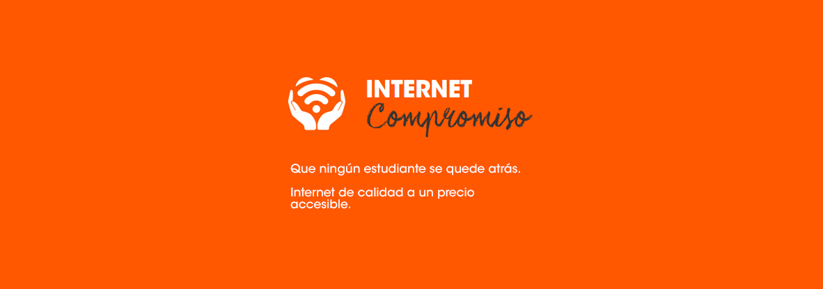 Internet compromiso, tecnología por y para las personas