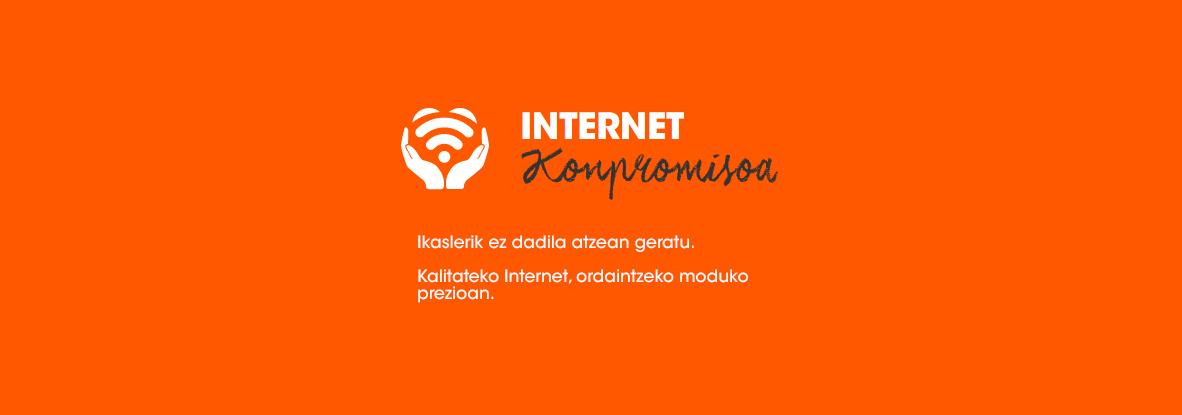 Internet Konpromisoa: teknologia, pertsonen bidez eta pertsonentzat