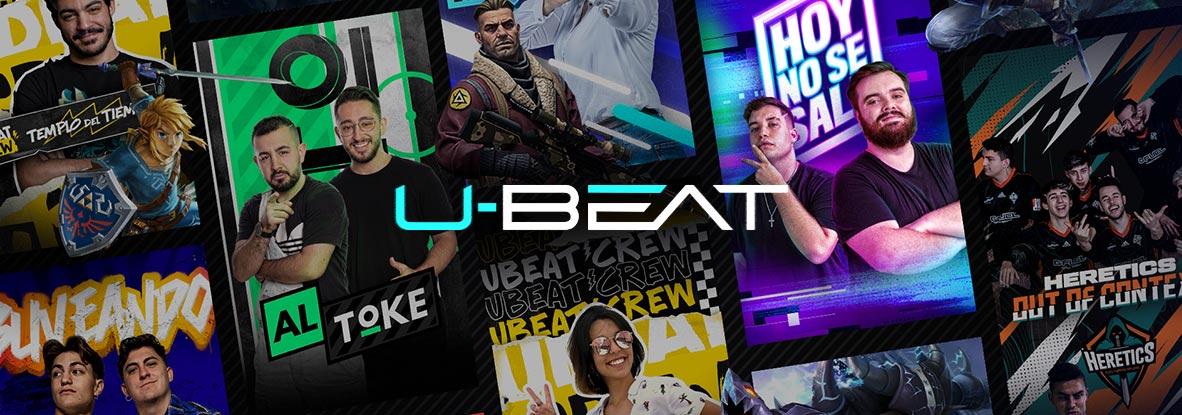 Especial UBEAT, disfruta los eSports gratis en la Replayteka