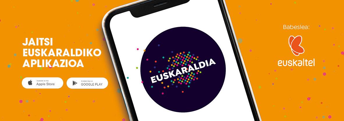Euskaraldia estrena app móvil con el patrocinio de Euskaltel