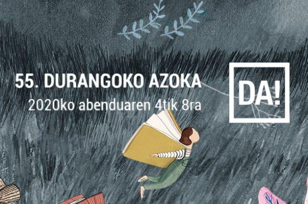 Durangoko Azoka, kulturak taupadaka jarraitzen du