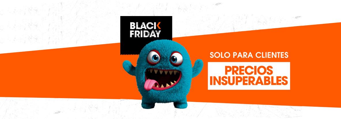 Llévate móvil, tablet y televisor a precios inigualables en Black Friday