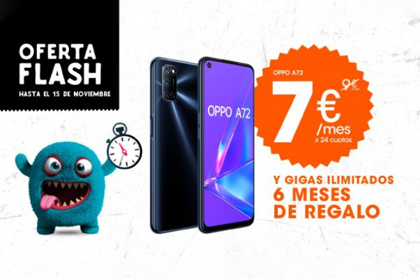 Black Friday OPPO A72