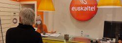 Tiendas Euskaltel, seguimos abiertos para ti
