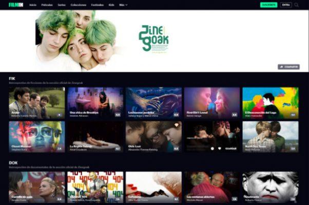 Zinegoak celebra su edición más online
