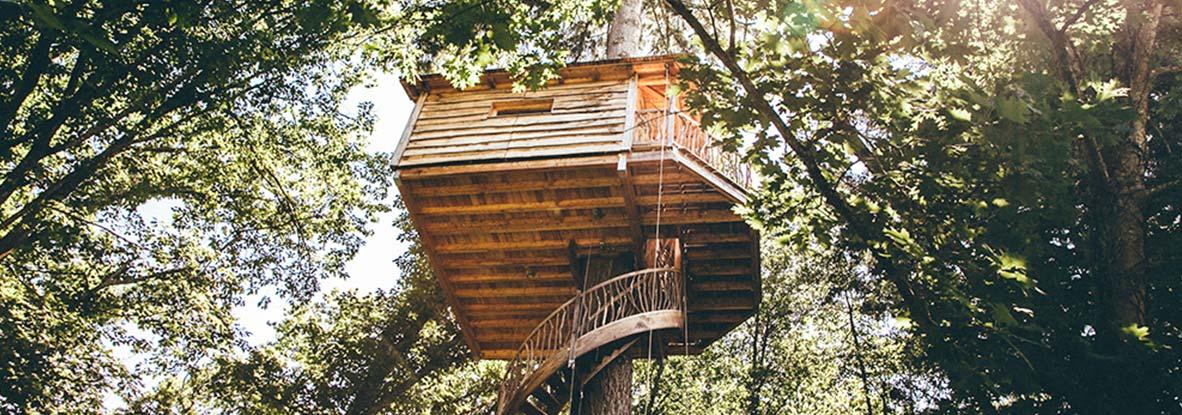 Cabañitas del bosque, turismo de cercanía en el corazón de Euskadi