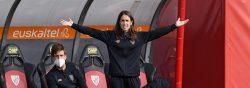 Iraia Iturregi elkarrizketatu dugu, emakumezkoen Athletic Club taldearen entrenatzailea
