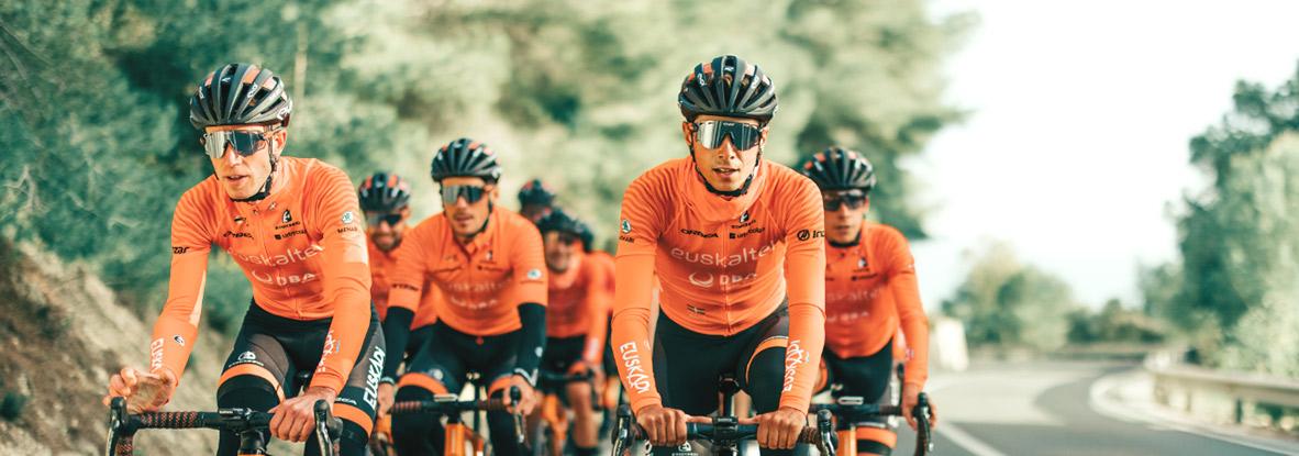 Euskaltel Euskadi Itzulia prestatzen ari da