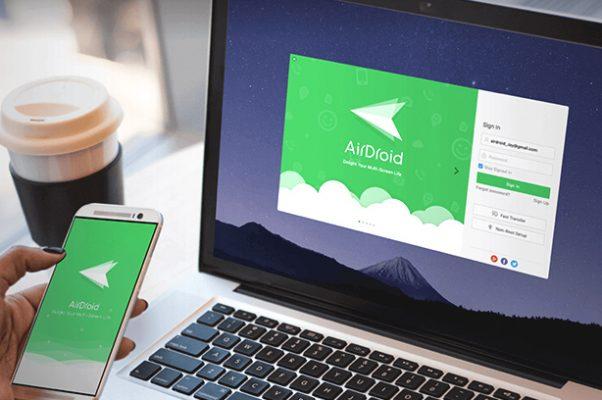 ¿Qué gestiones puedes hacer desde el ordenador con AirDroid?