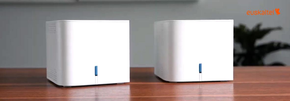 Te explicamos cómo funciona WiFi Mesh Euskaltel y te enseñamos a instalarlo