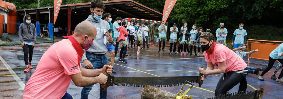 Vuelven las fiestas de las ikastolas con el estreno de los Euskal Joko eta Kirolak