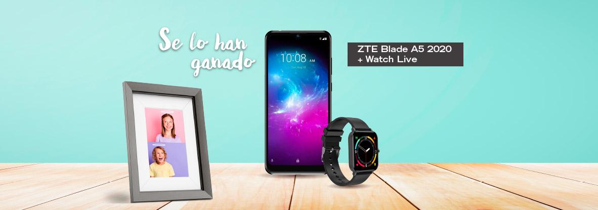 Su primer móvil y reloj inteligente en Euskaltel