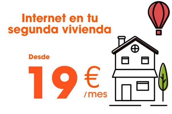 Internet segunda vivienda Euskaltel
