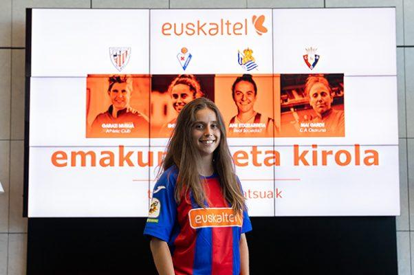 Sheila Elorza (SD Eibar)