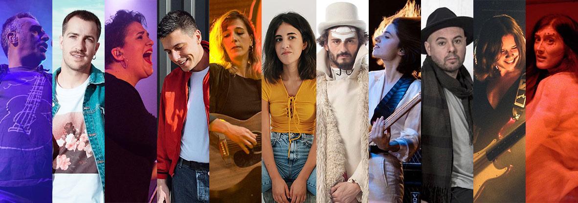 Euskal musikariak, berriro ere zuzenean