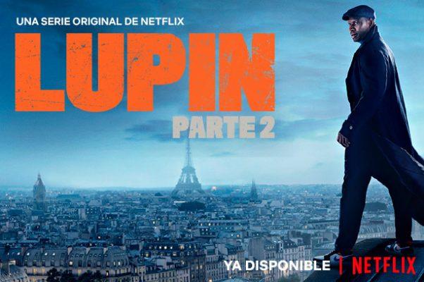 Netflix Lupin Parte 2