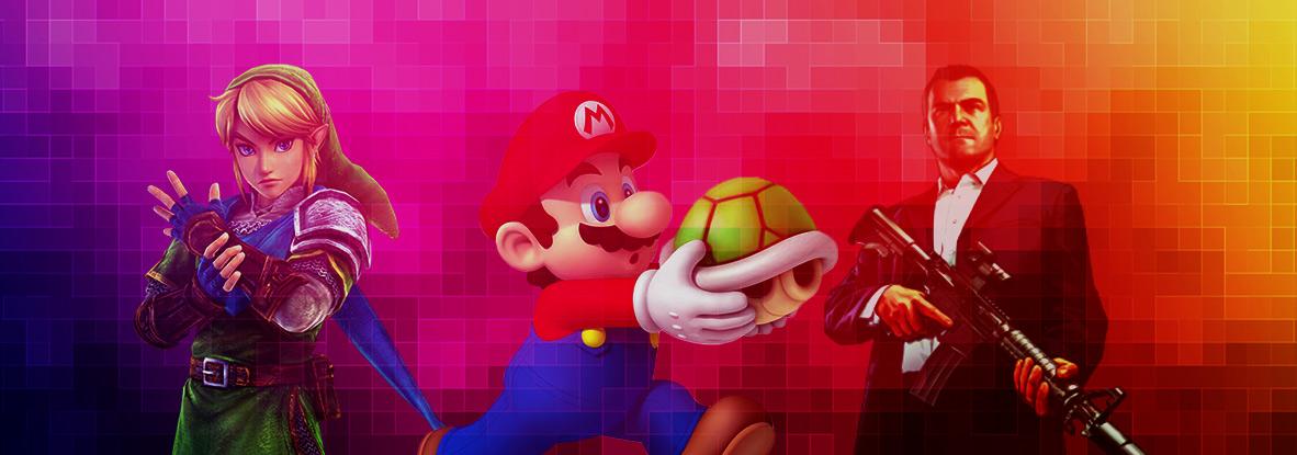'Mario Bros', 'The Legend of Zelda' y 'GTA', los videojuegos favoritos de la comunidad Euskaltel