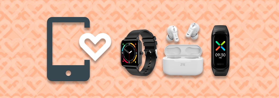 Empareja tu móvil en Euskaltel con auriculares o smartwatch por 1,5€